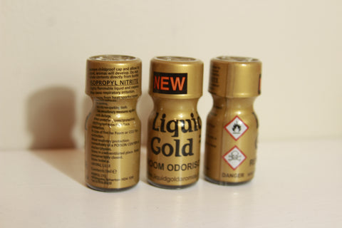Liquid Gold  10ml POPPERS