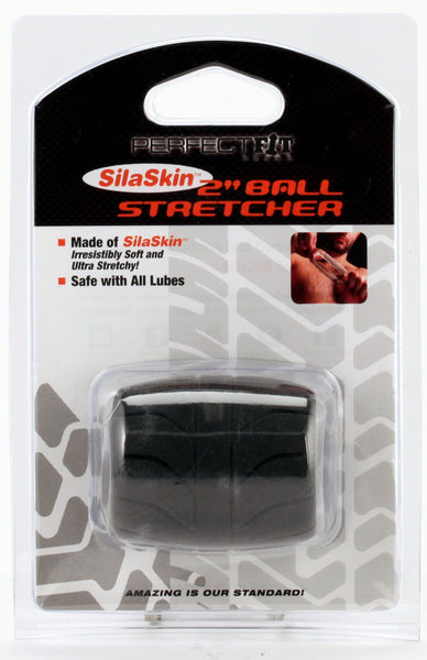 Adult Toys - Ball Stretcher 2in SilaSkin