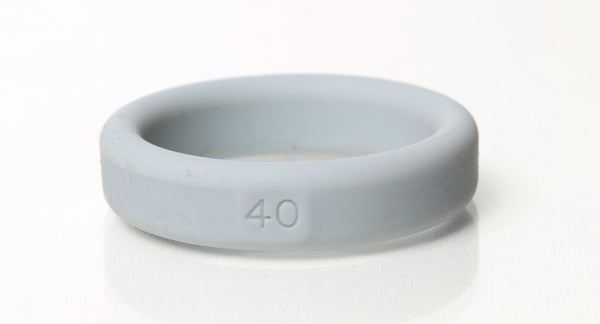 Adult Toys - Boneyard Silicone Ring 40mm Grey
