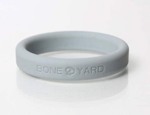 Adult Toys - Boneyard Silicone Ring 50mm Grey