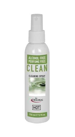 Adult Toys - Hot Clean Alcohol Free 150ml