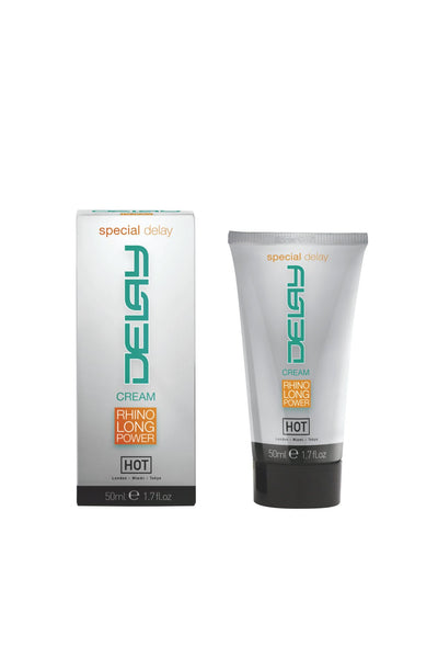 Adult Toys - Hot Delay Cream 50ml