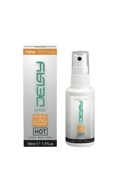 Adult Toys - Hot Delay Spray 50ml