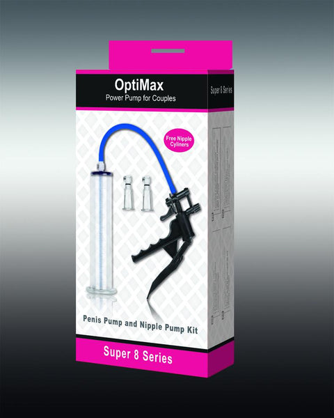 Adult Toys - Pump Kit For Couples OptiMax