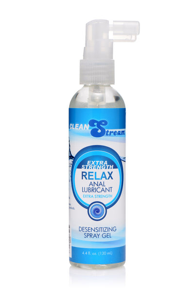 Adult Toys - Relax Anal Lube 4oz/118ml