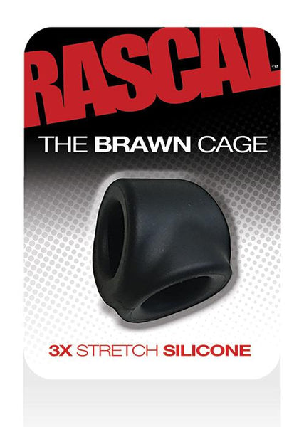 Adult Toys - The Brawn Cage Black