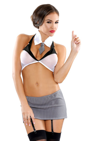 Lingerie - Corporate Cutie Costume