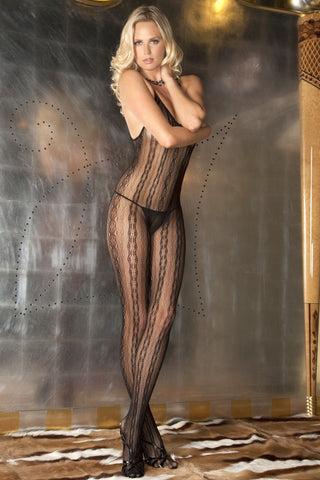 Lingerie - Seductive Lace Bodystocking