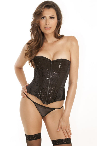 Lingerie - Starlight Dancer Bustier & G String Set