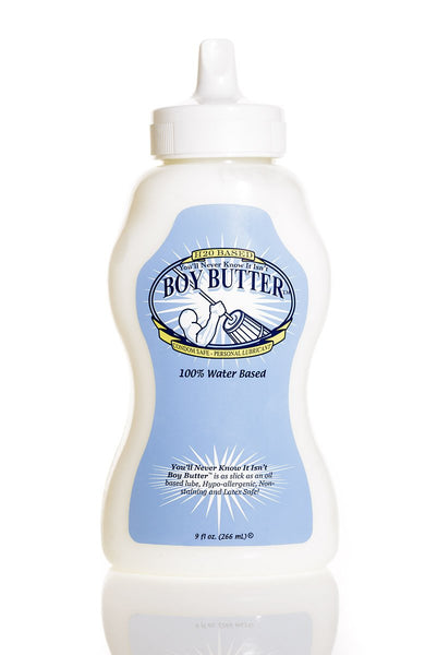 Lotions & Potions - Boy Butter H2O Squeeze 9oz