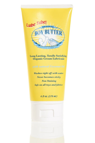 Lotions & Potions - Boy Butter Original 6oz Tube