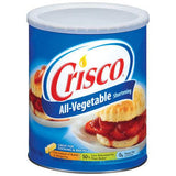 Lotions & Potions - Crisco 1.3kg