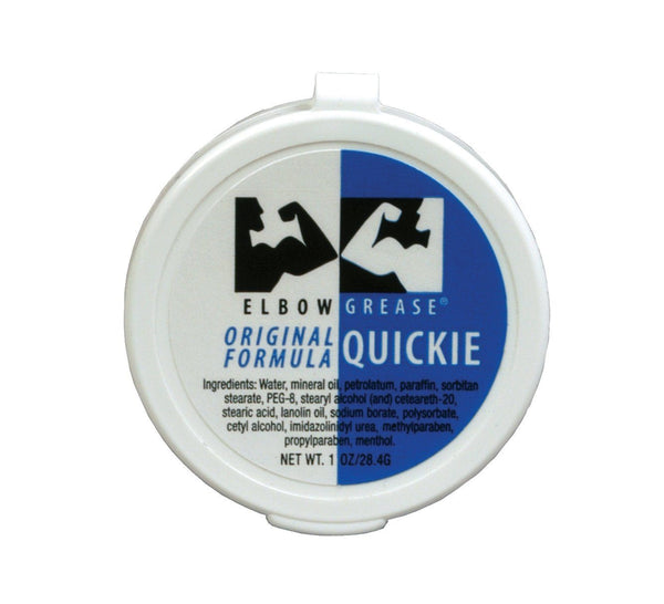 Lotions & Potions - Elbow Grease Original Cream Quickie 1oz/29ml