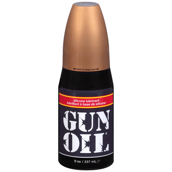 Lotions & Potions - Gun Oil 8oz/240ml Flip Top Bottle