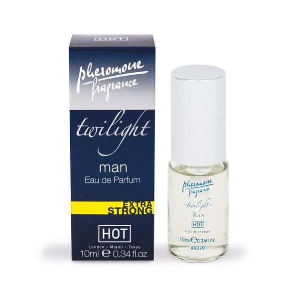 Lotions & Potions - Hot Pheromones Twilight Extra Strong Man 10ml