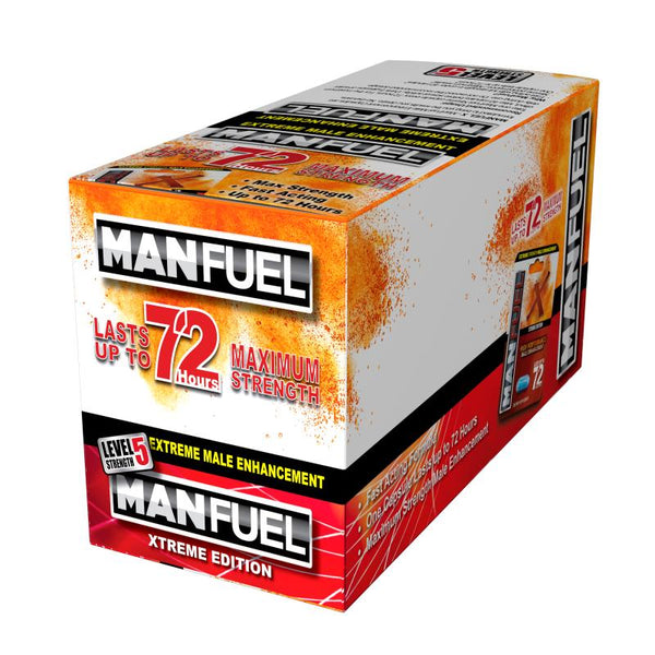 Lotions & Potions - ManFuel XTREME Edition 30 Pc Display