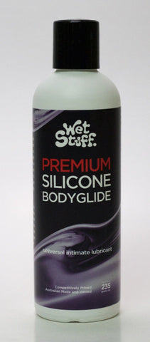 Lotions & Potions - Premium Silicone Bodyglide Disk Top 235g