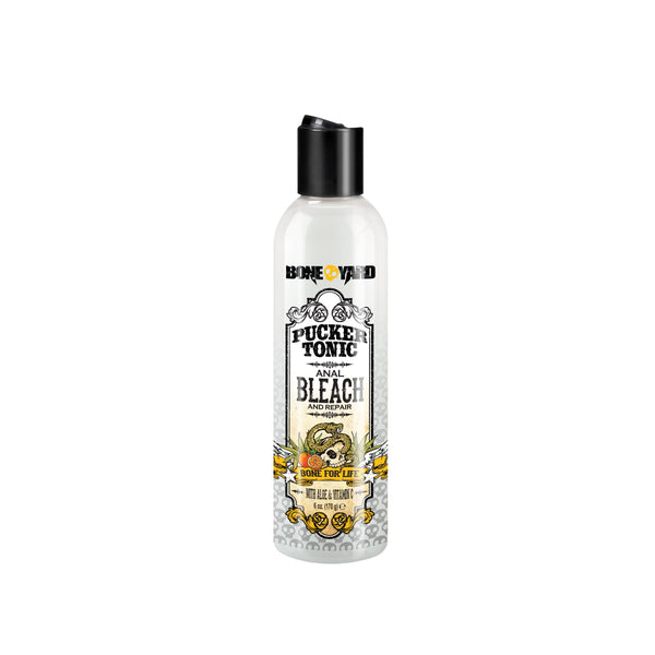 Lotions & Potions - Pucker Tonic Anal Bleach And Repair 6oz/170ml
