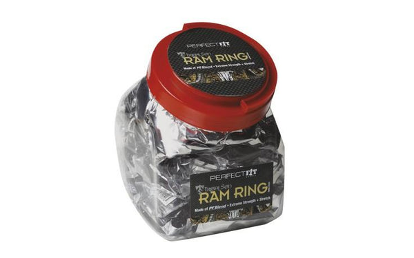 Lotions & Potions - Ram Ring Fishbowl - 50pcs