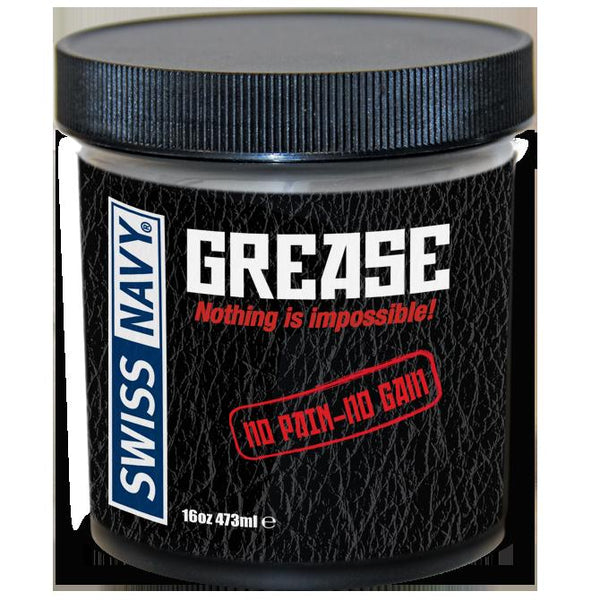 Lotions & Potions - Swiss Navy Grease Lubricant 16oz/473ml