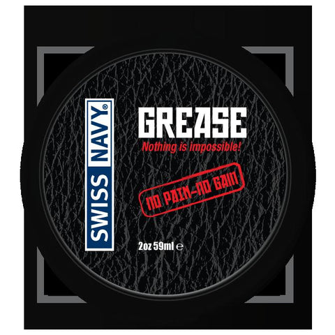 Lotions & Potions - Swiss Navy Grease Lubricant 2oz/59ml