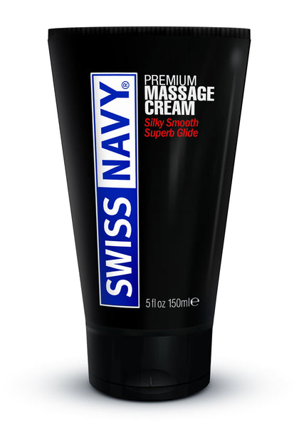 Lotions & Potions - Swiss Navy Massage Cream 5oz/147ml