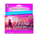 Swiss Navy Viva Cream 10ml 3 Pk