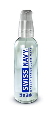 Lotions & Potions - Swiss Navy Water Based Lubricant 2oz/59ml