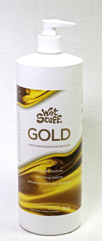Lotions & Potions - Wet Stuff Gold 1kg