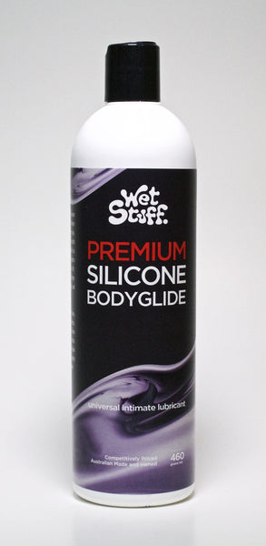 Lotions & Potions - Wet Stuff Premium Silicone Bodyglide 460g