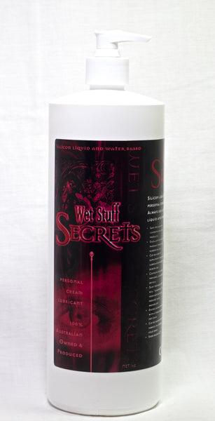 Lotions & Potions - Wet Stuff Secrets 1kg