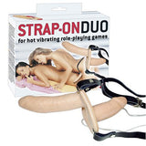 YOU2TOYS STRAP-ON DUO VIBRO