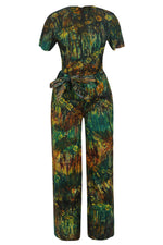 ADELA AFRICAN PRINT ADIRE CO-ORD SET