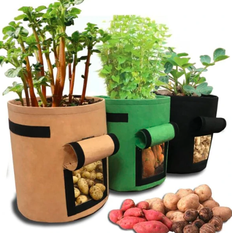 EZHarvest™ Potato Grow Bag + Free Shipping