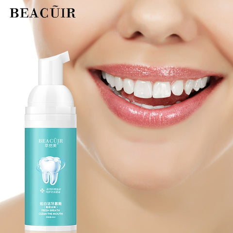 Tooth Whitening Cleaning Mousse