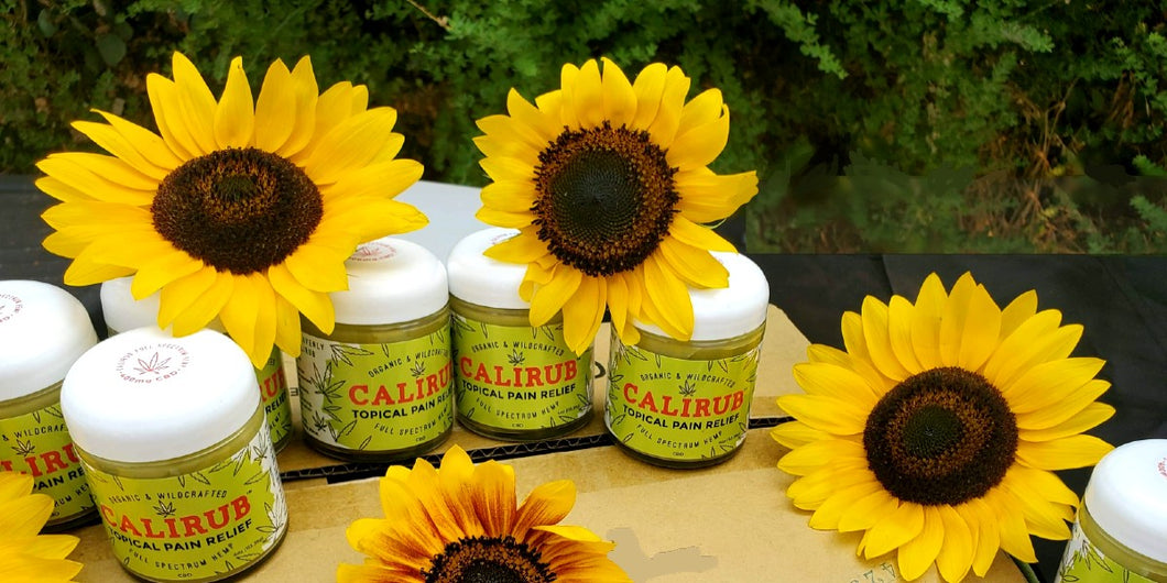 Case CALIRUB Green Topical Pain Relief DPrice