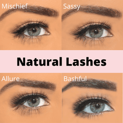 Natural Magnetic Lashes