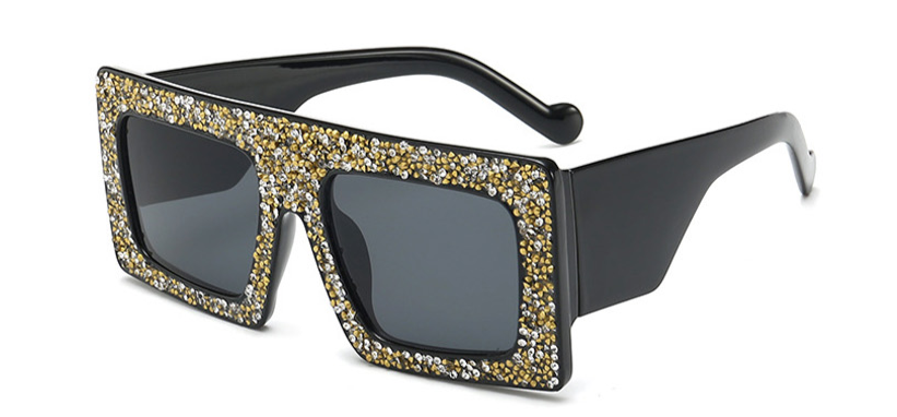 Poppy's Glitz Glam Sunglasses UV Protected