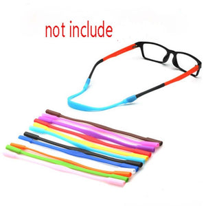 Children Silicone Eyeglasses Cord