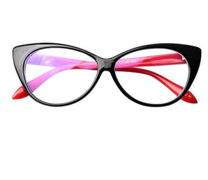 Kitty's Blue Light Reading Glasses