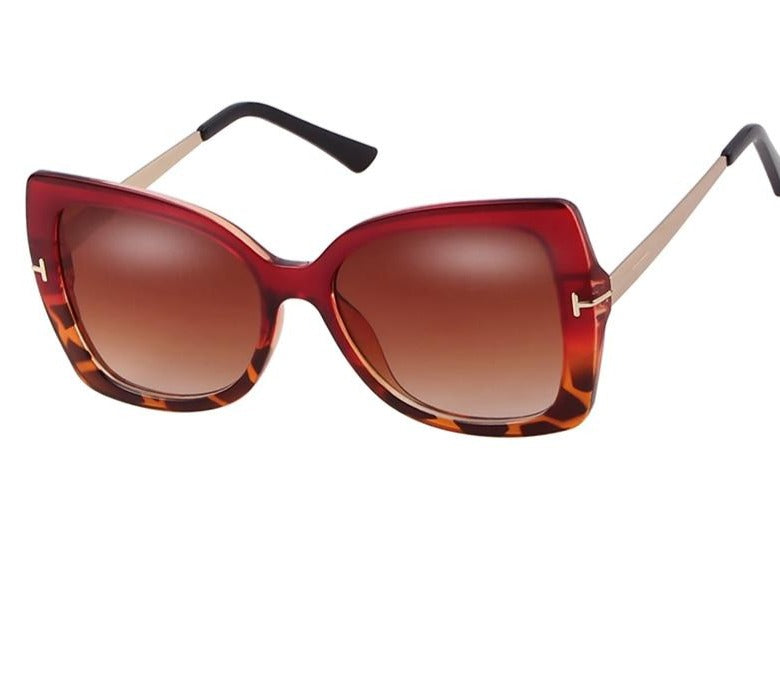 Stella's Retro Luxury Sunglasses