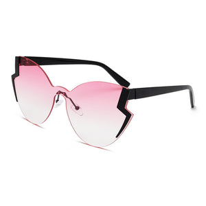 Kyra's Retro Sunglasses UV Protected