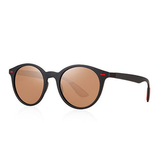 Arden's Oval Polarized Sunglasses