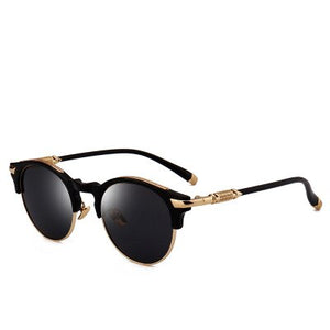 Finley's Retro Round Polarized Sunglasses