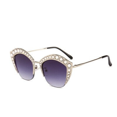 Lilly's Gems Cat Eye Sunglasses UV Protected