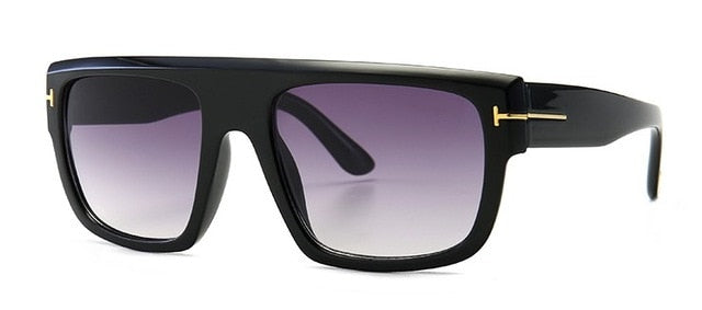 Theo's Classic Shield Sunglasses UV Protected