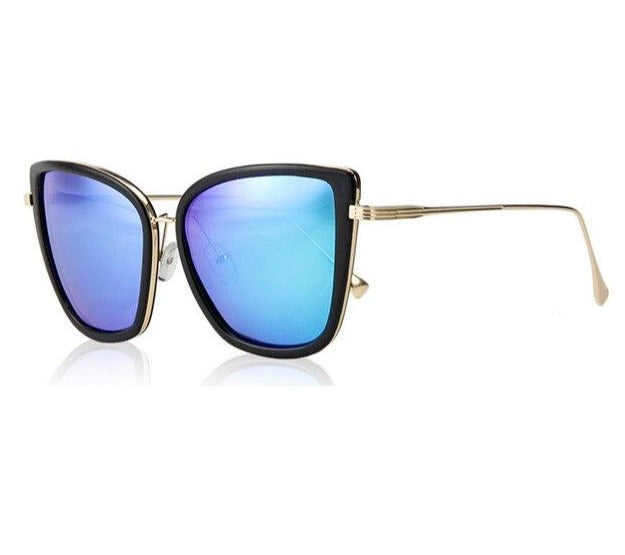 Cora's Superstar Mirrored Polarized Sunglasses