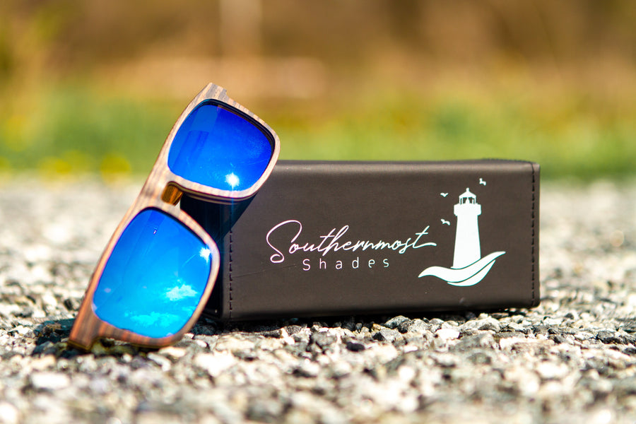 Real Wood Sunglasses from Southernmost Shades - New Styles!