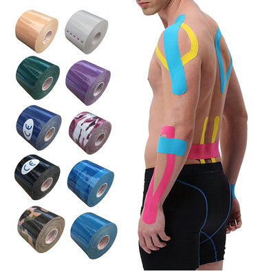 Kinesiologie Muskel Bandage Tape Athletisch Sport - World of Camper