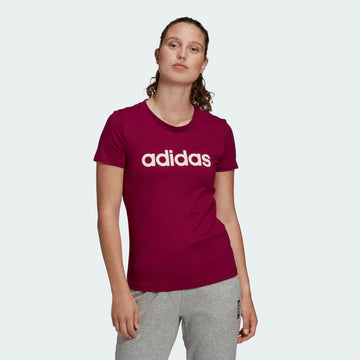 ADIDAS W E LIN SLIM GD2934 TOP SHORT SLEEVE TRAINING (W)
